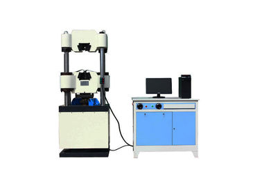 อย่างดี เครื่องทดสอบ Lab & High Precise Ball Screw Hydraulic Universal Tensile Testing Machines Panasonic Servo Motor ลดราคา
