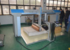 380V 2KW DC Furniture Testing Machine , LCD Mattress Rollator Durability Tester