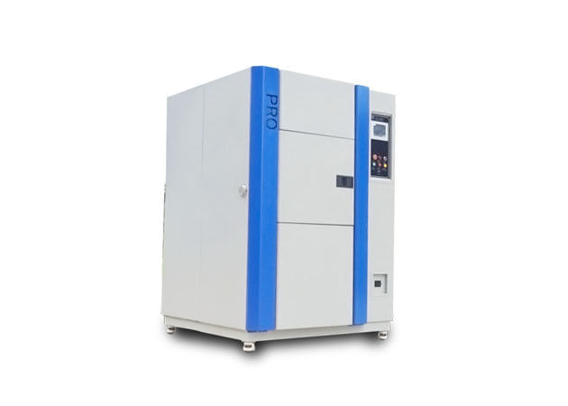 Cold rolled heat exchanger Thermal Shock Test Chamber 50 / 60Hz