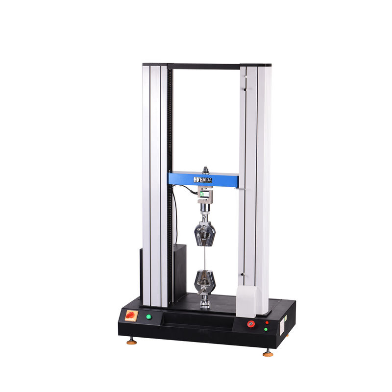 High Speed Electronic Universal Material Tester  1000kg Capacity