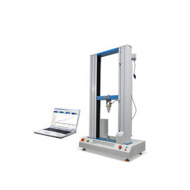 Custom ASTM Tear Tensile Strength Tester , Accuracy Universal Tensile Machine