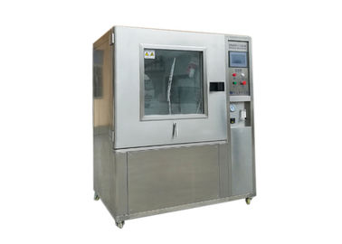 ประเทศจีน Microcomputer Controlled IP Test Equipment Sand and Dust Test Chamber โรงงาน